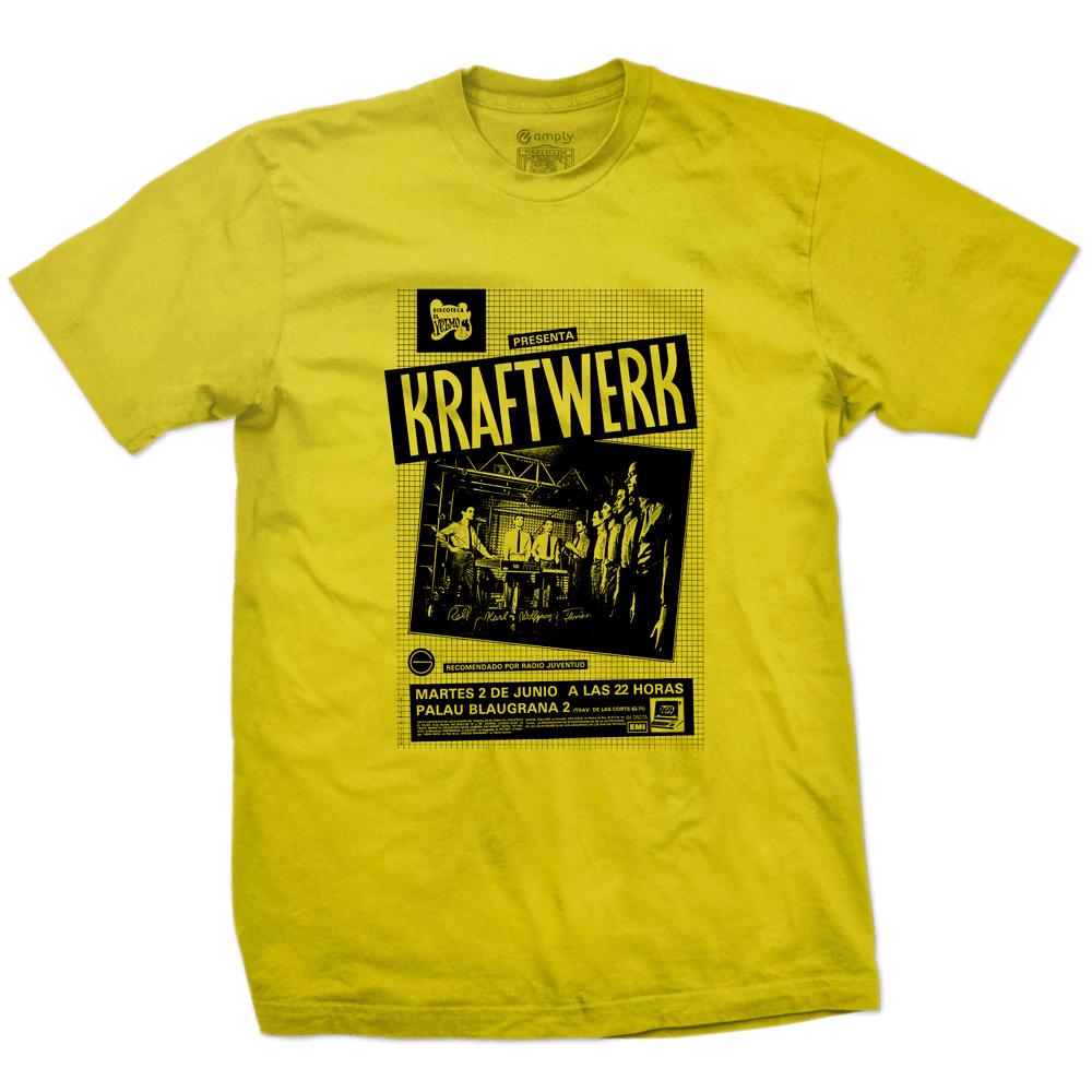 Camiseta Kraftwerk AM