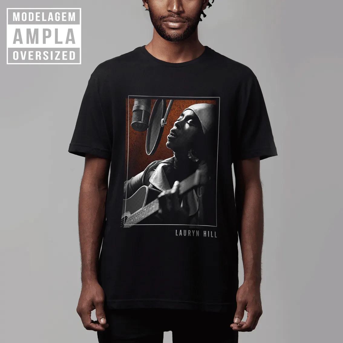 Camiseta Lauryn Hill