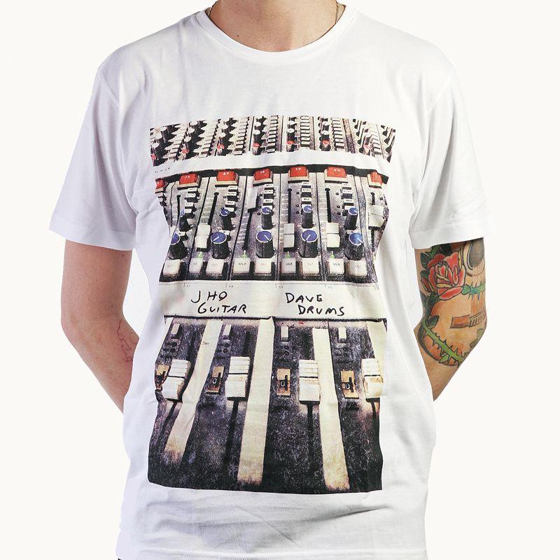 Camiseta Mesa Sound City