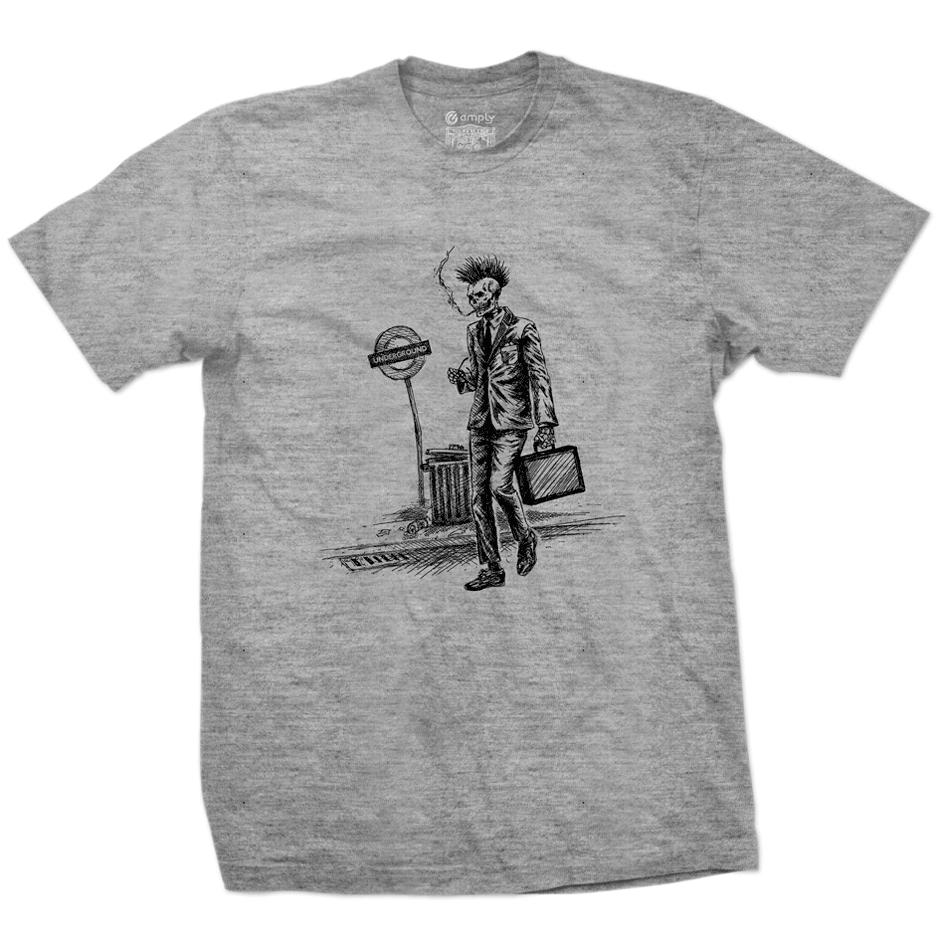 Camiseta Mind The Gap