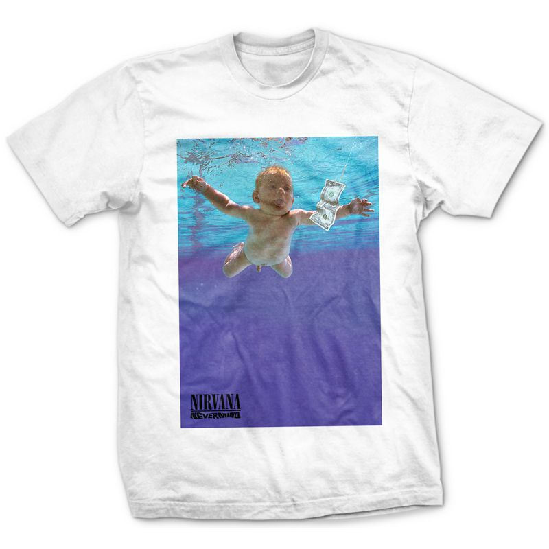Camiseta Nirvana Nevermind