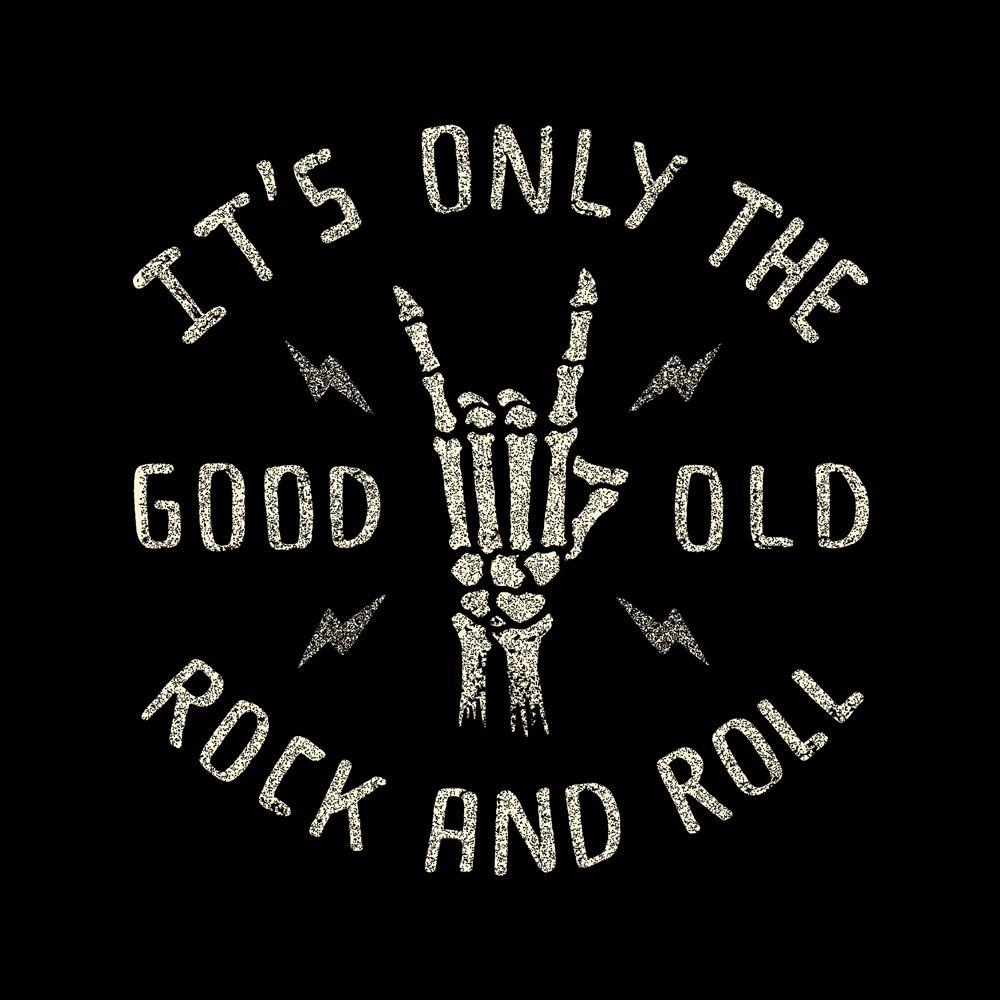 Camiseta Old Rock