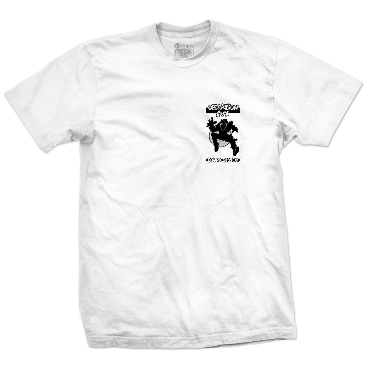 Camiseta Operation Ivy