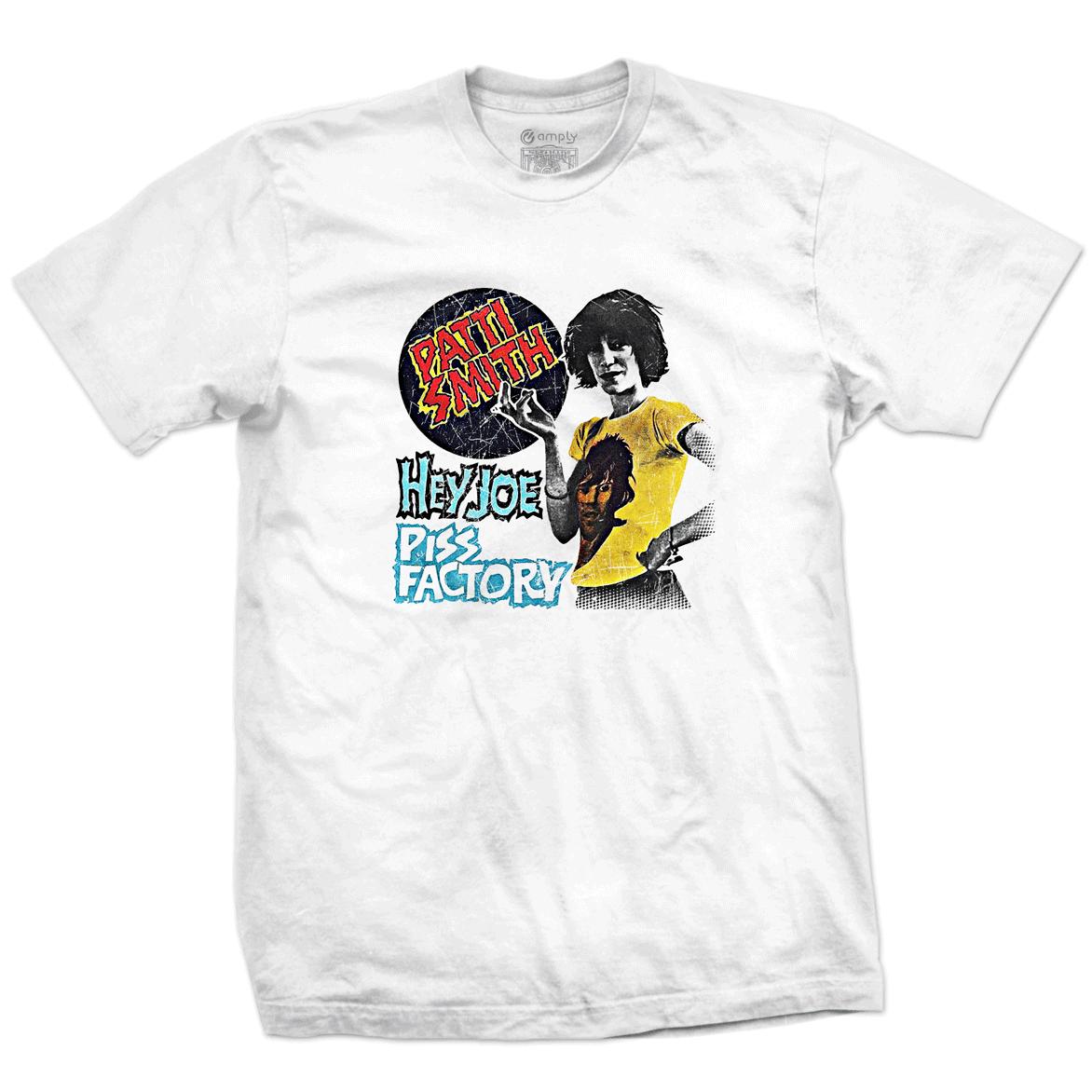 Camiseta Patti Smith