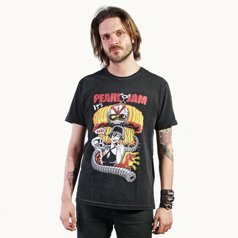 Camiseta Pearl Jam