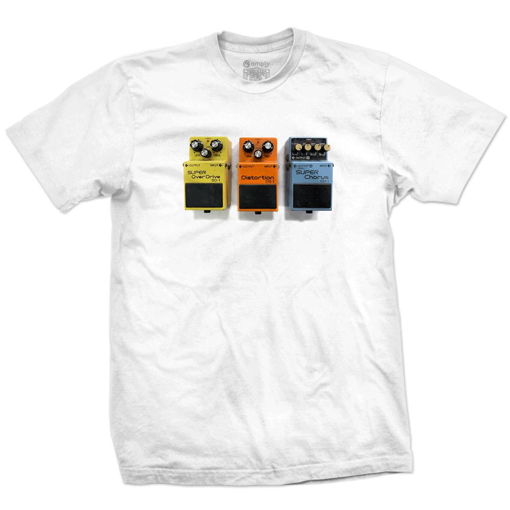 Camiseta Pedals