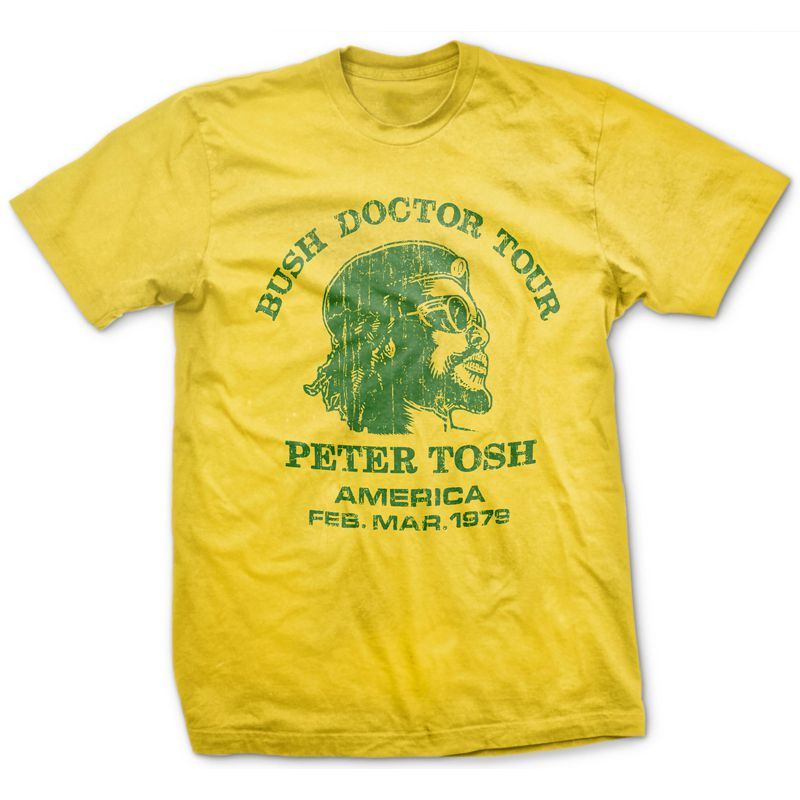 Camiseta Peter Tosh