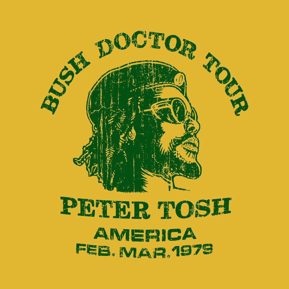 Camiseta Peter Tosh