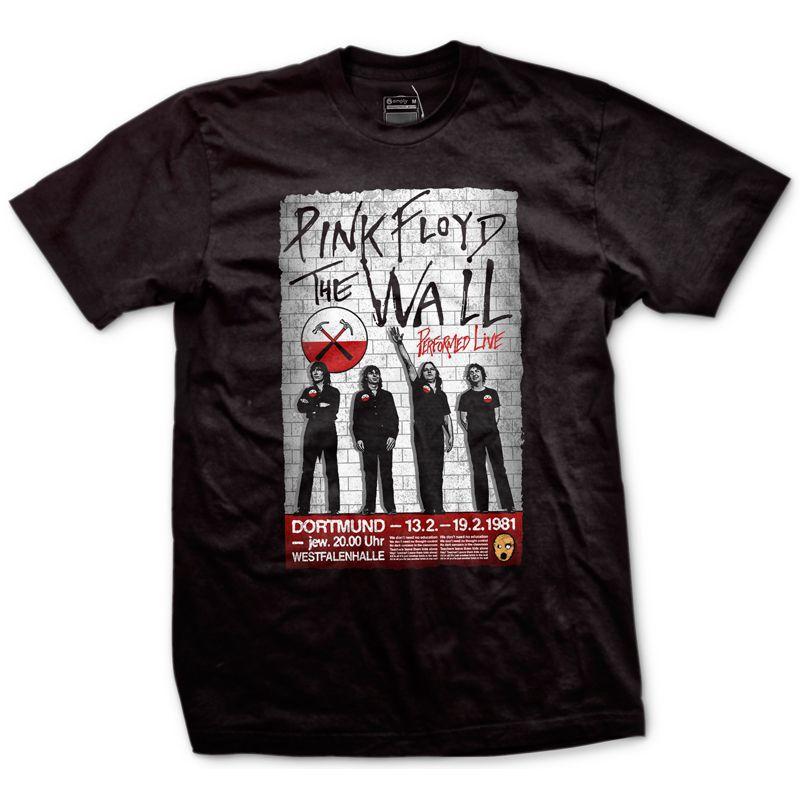 Camiseta Pink Floyd
