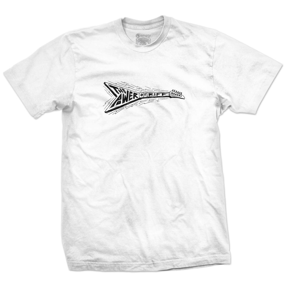 Camiseta Power Riff