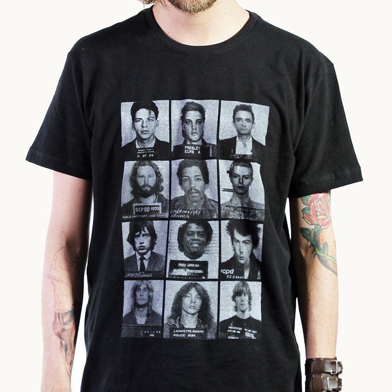 Camiseta Prisons