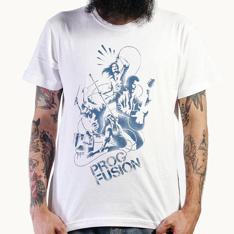 Camiseta Prog Fusion