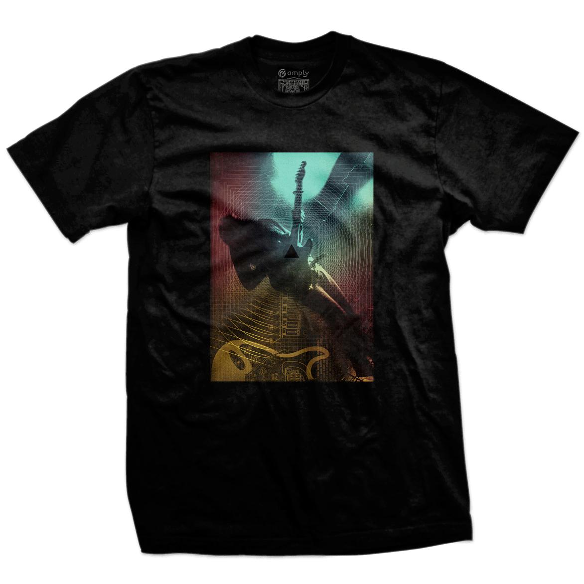 Camiseta Psycho Guitar
