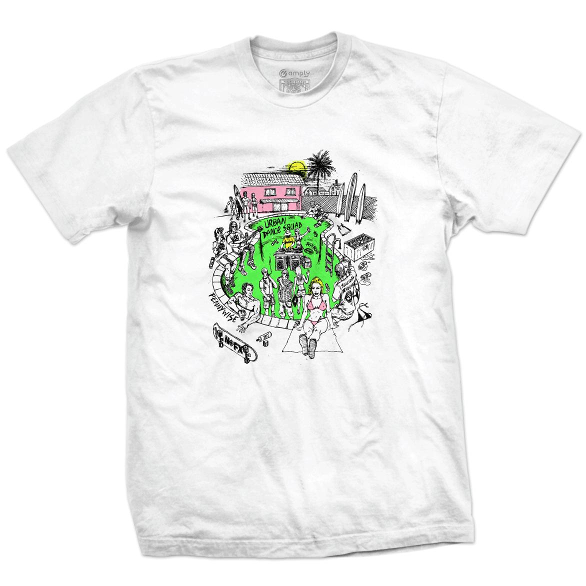 Camiseta Punk Party