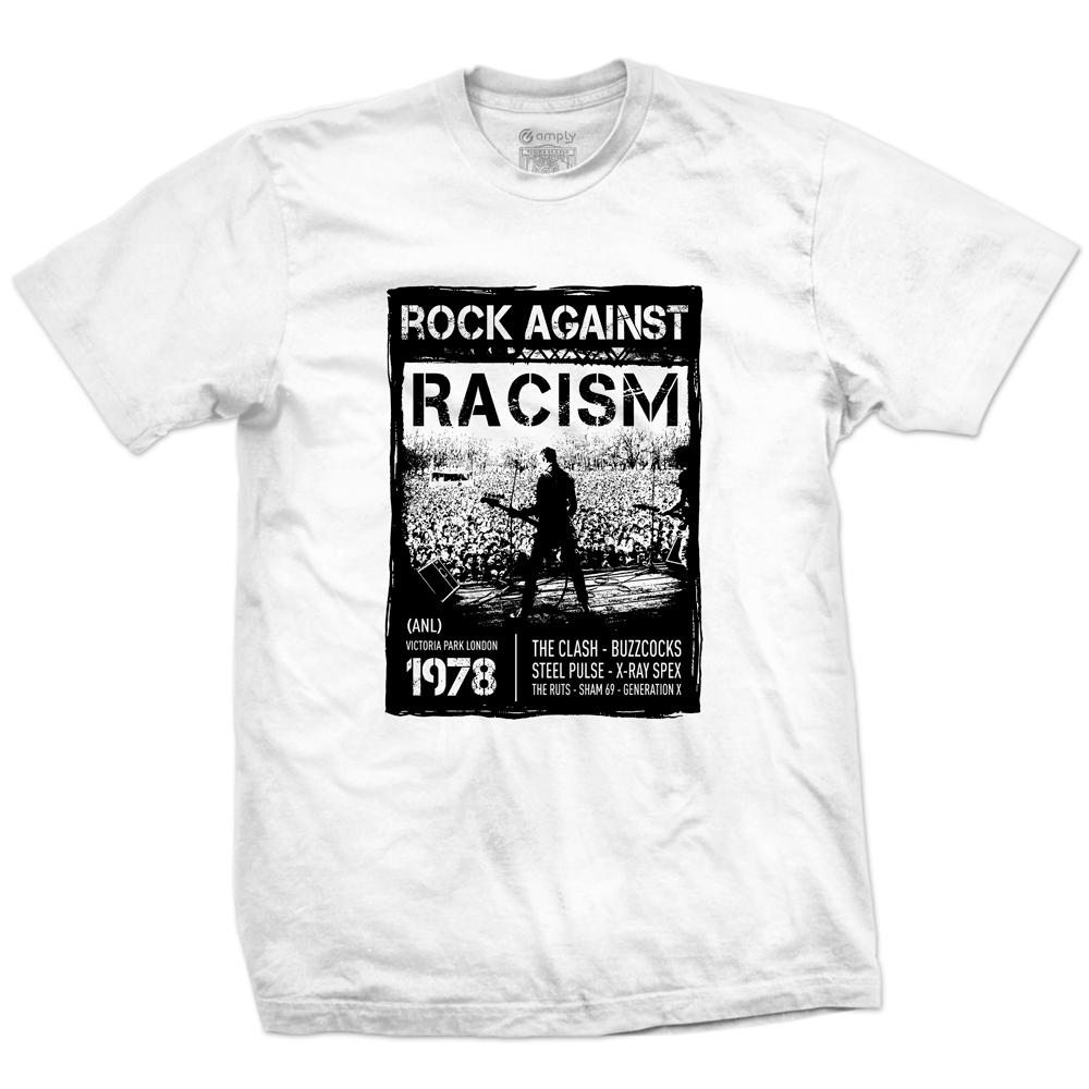 Camiseta Rock Against