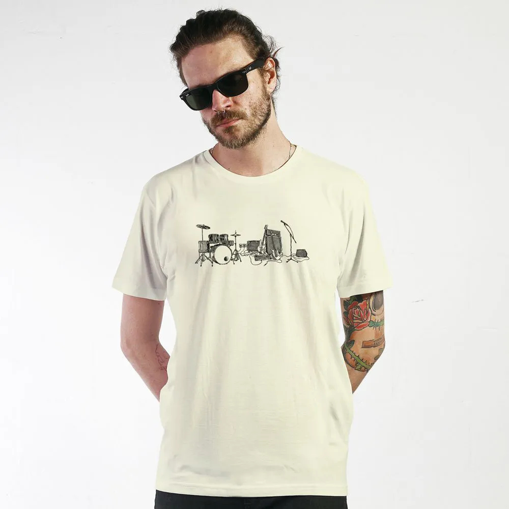 Camiseta Rock Draft