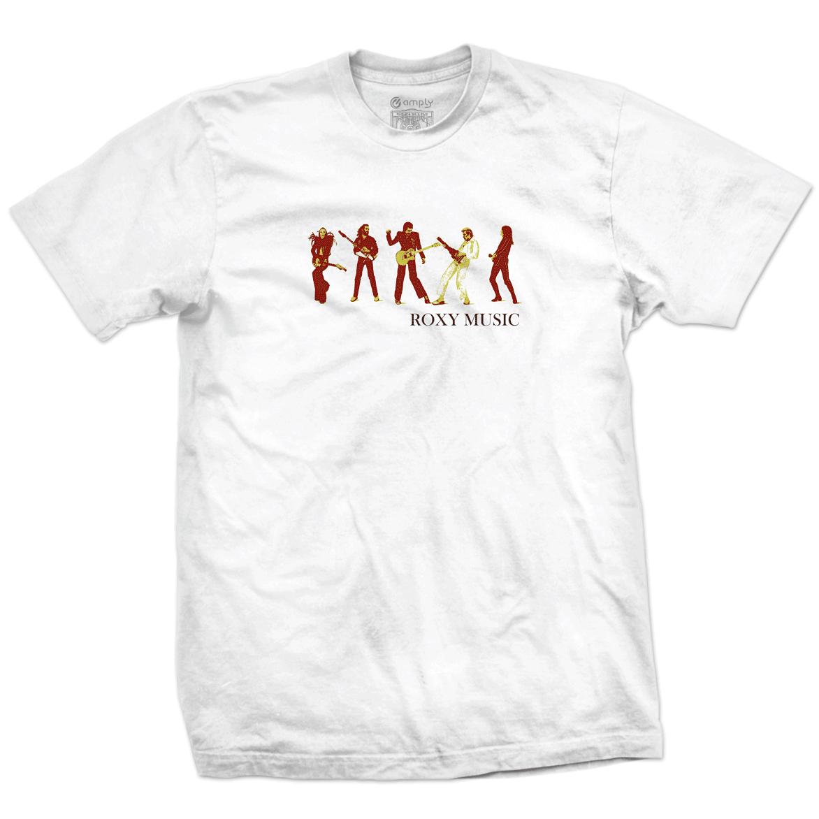 Camiseta Roxy Music