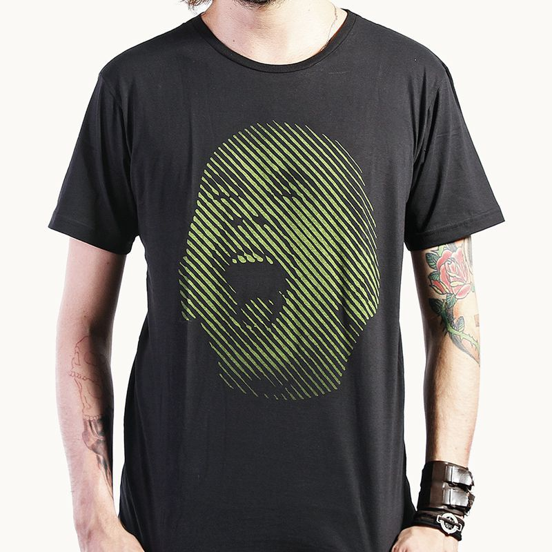 Camiseta Scream