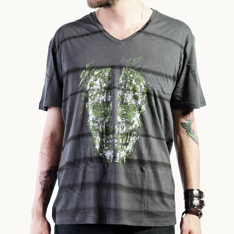 Camiseta Skull Sound