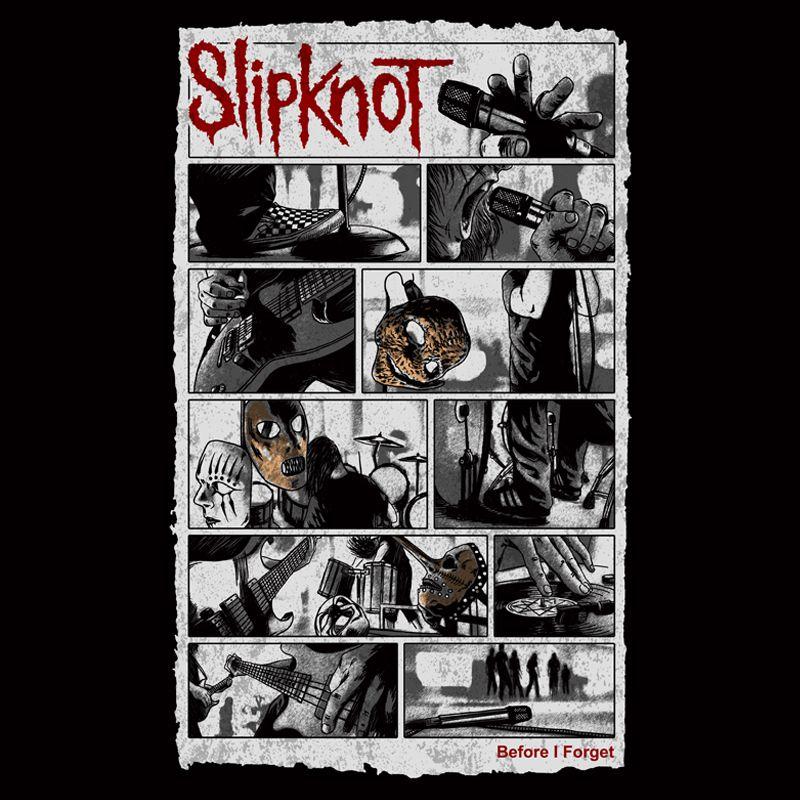 Camiseta Slipknot
