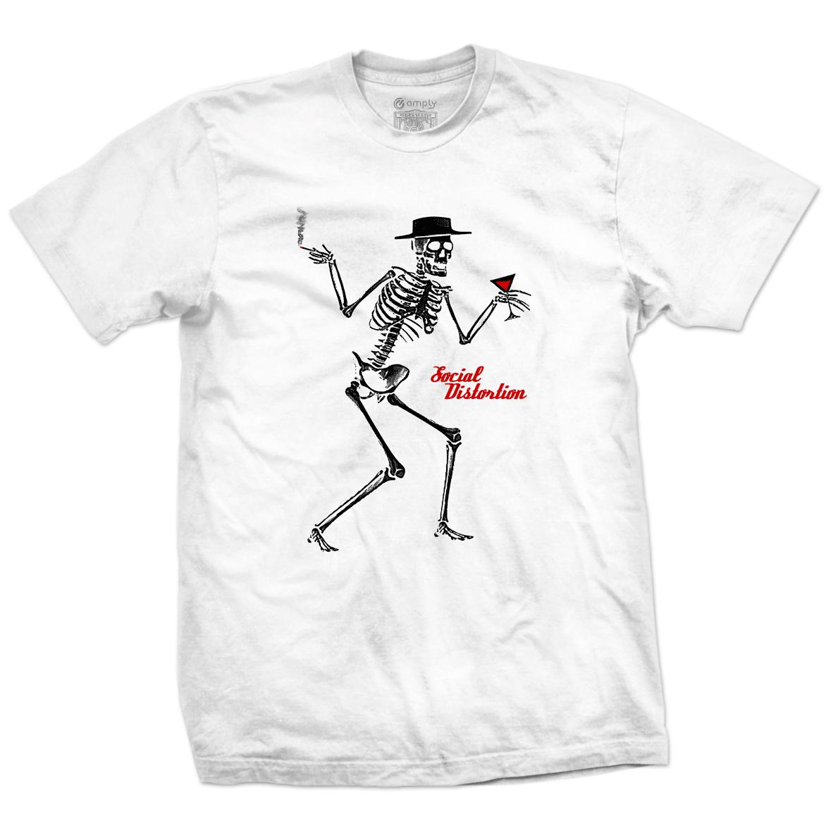 Camiseta Social Distorion
