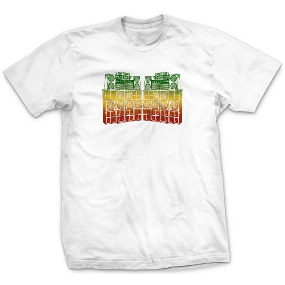 Camiseta Reggae Sound System