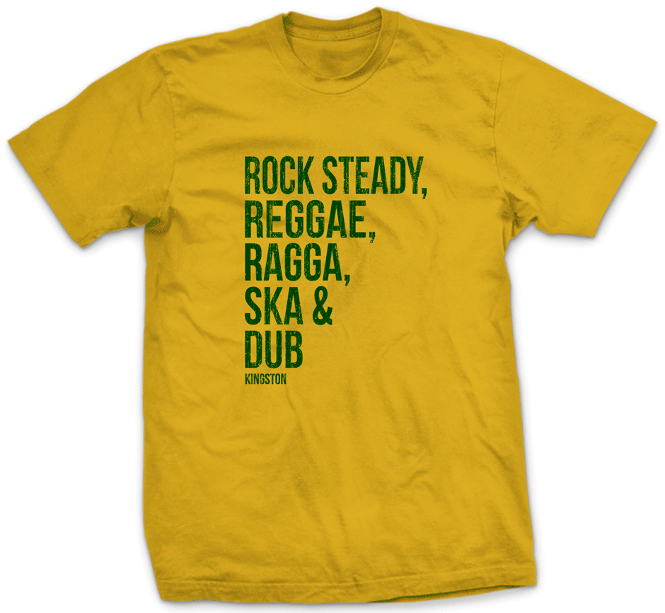 Camiseta Sounds of Kingston