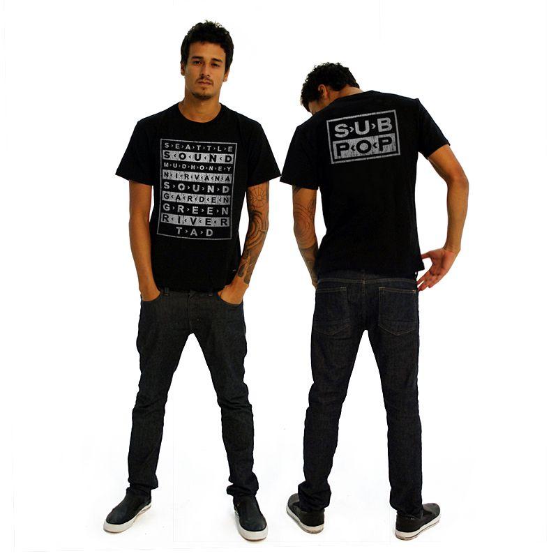 Camiseta Subpop
