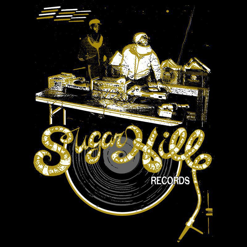 Camiseta Sugar Hill Records