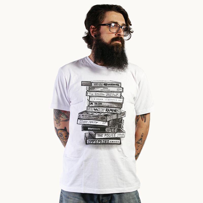 Camiseta Tapes