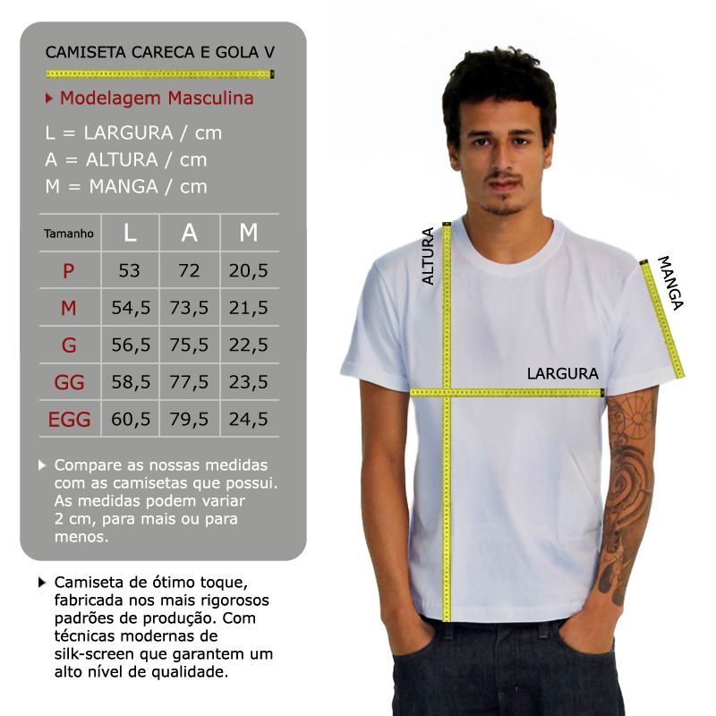 Camiseta Tapes