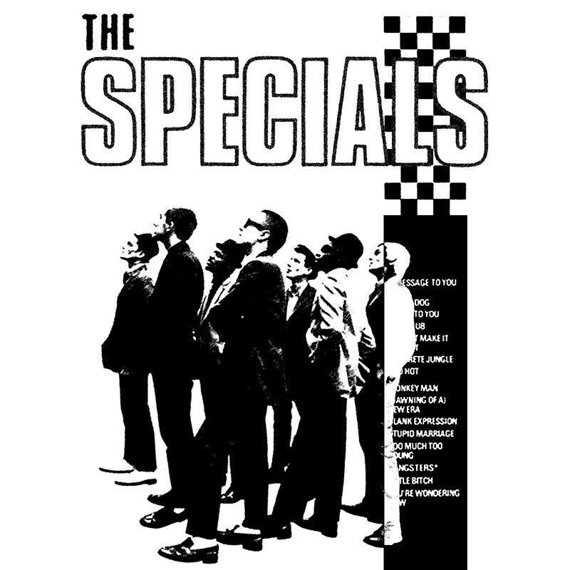 Camiseta The Specials