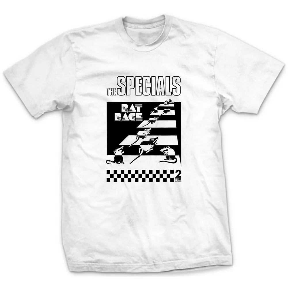 Camiseta The Specials - Rat Race