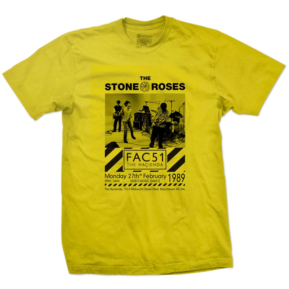 Camiseta The Stone Roses
