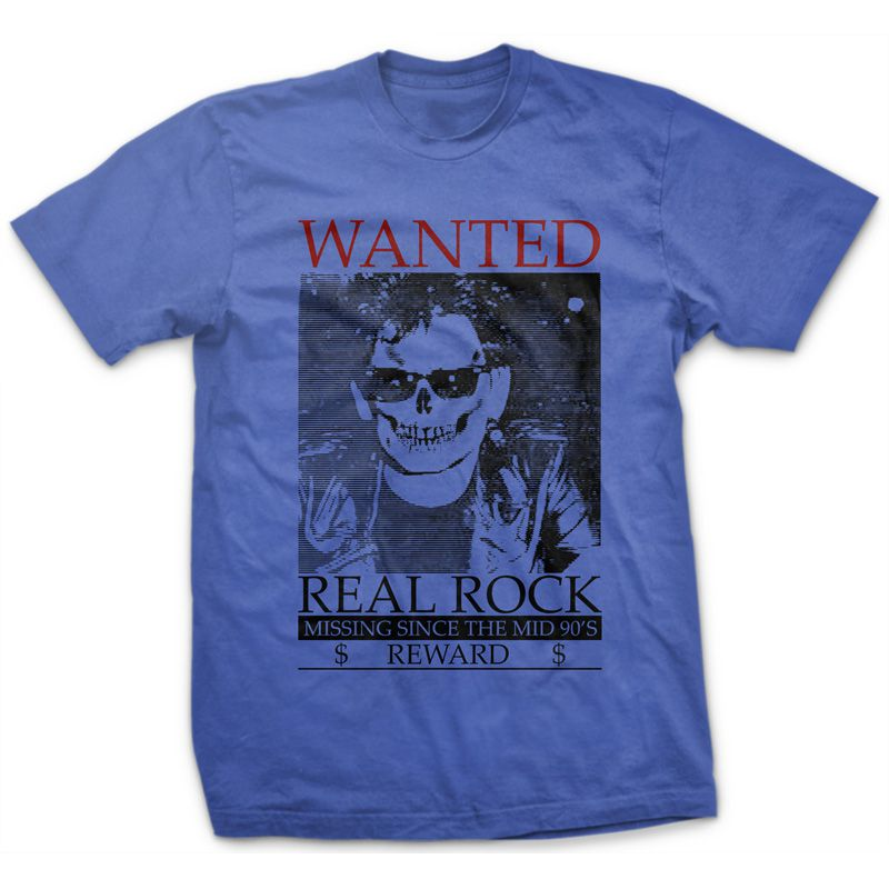 Camiseta The Wanted Azul
