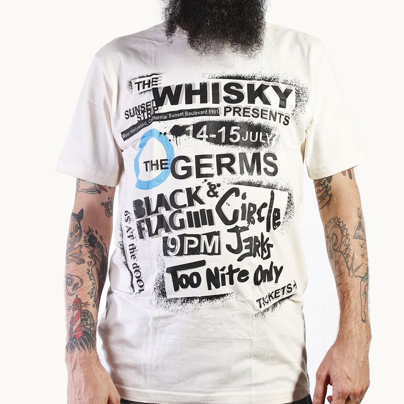 Camiseta The Whisky