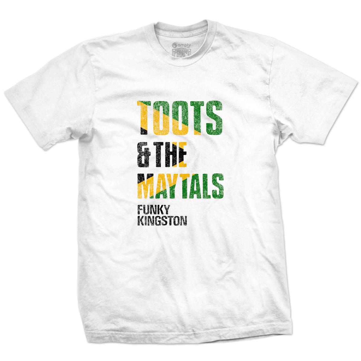 Camiseta Toots