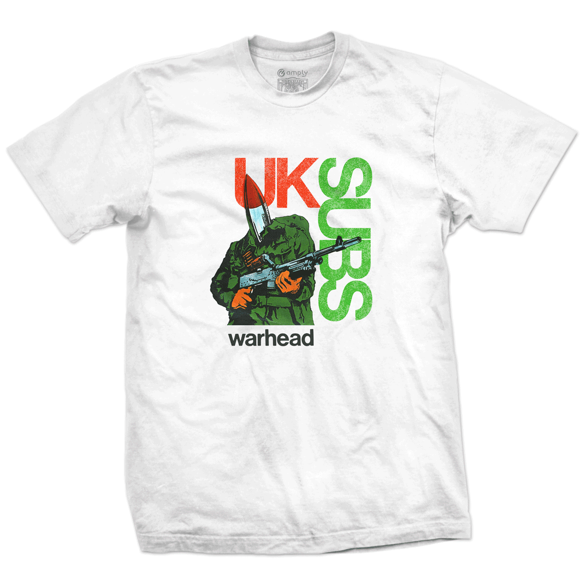 Camiseta U.K. Subs