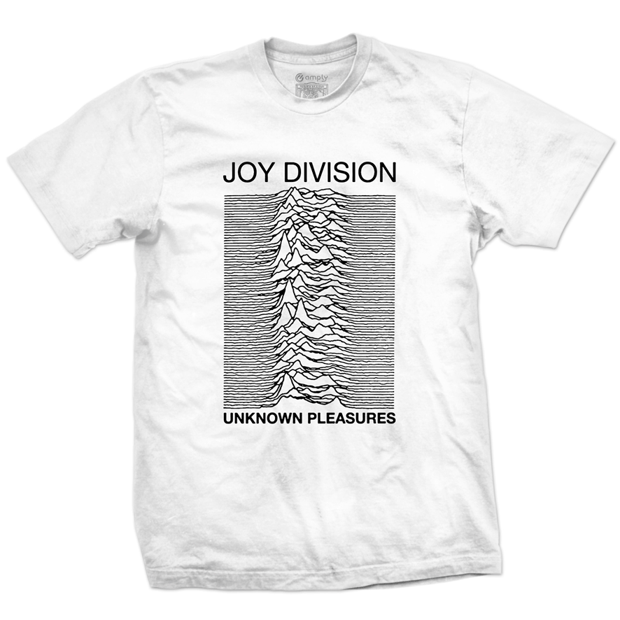 Camiseta Unknown Pleasures