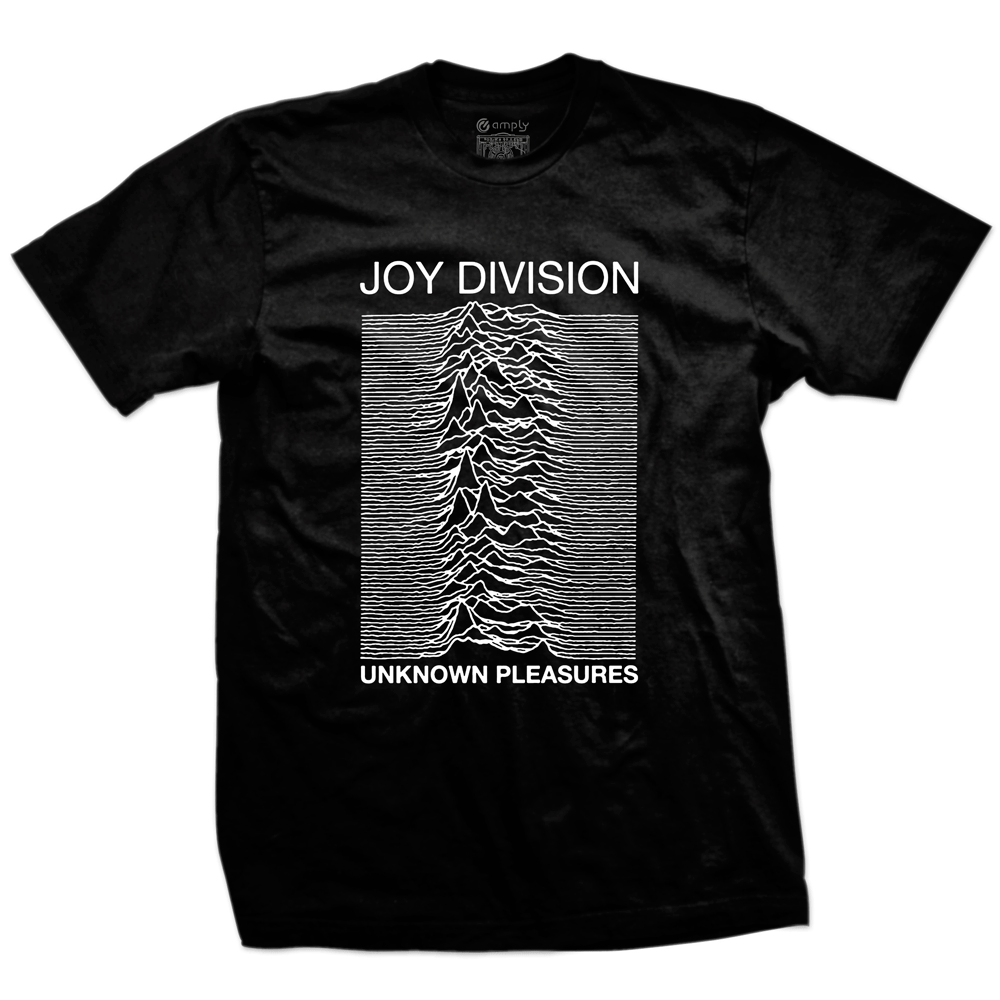 Camiseta Unknown Pleasures