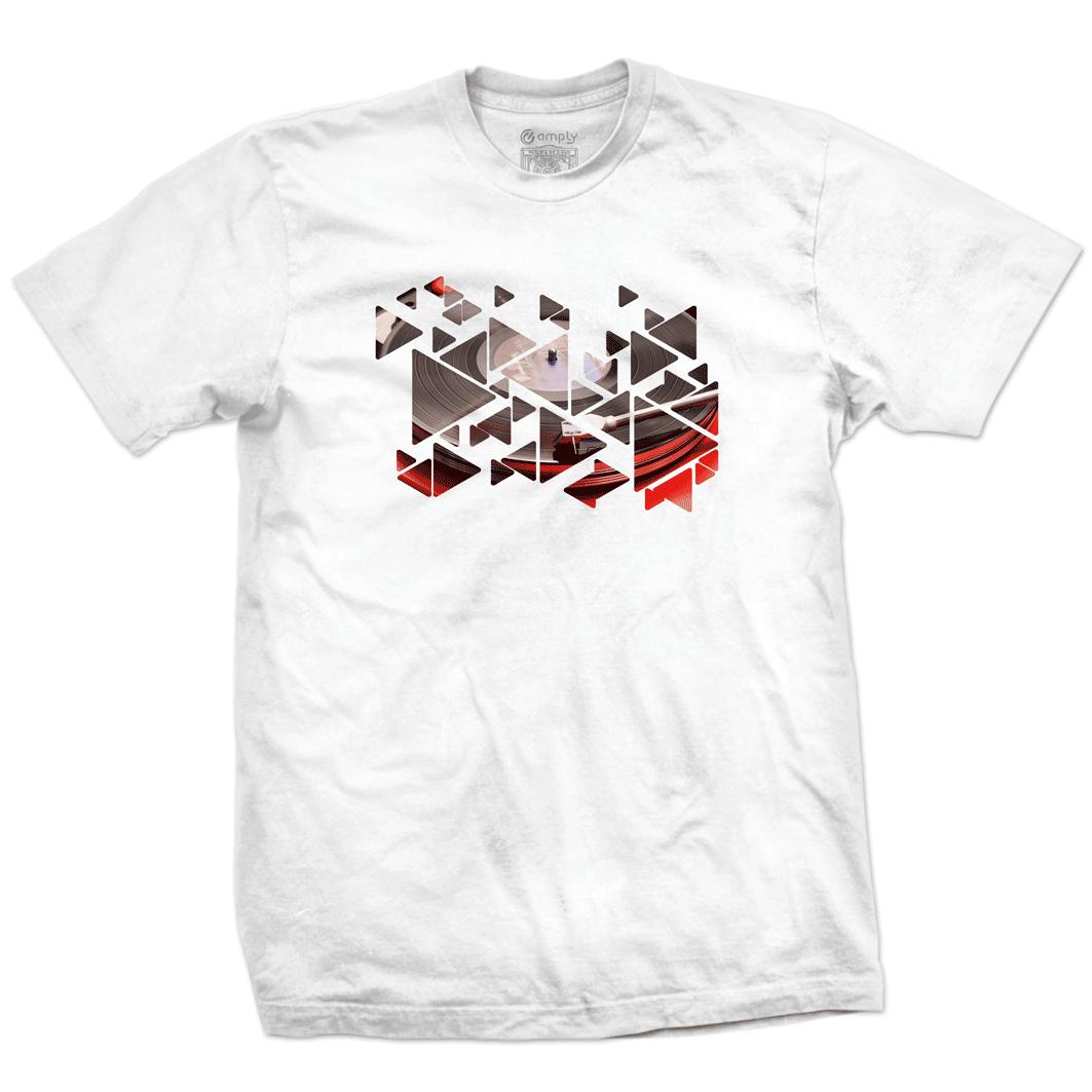 Camiseta Vinyl Play