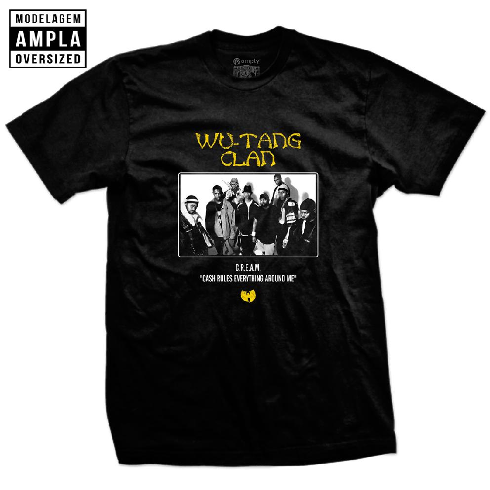 Camiseta WU-Tang Clan