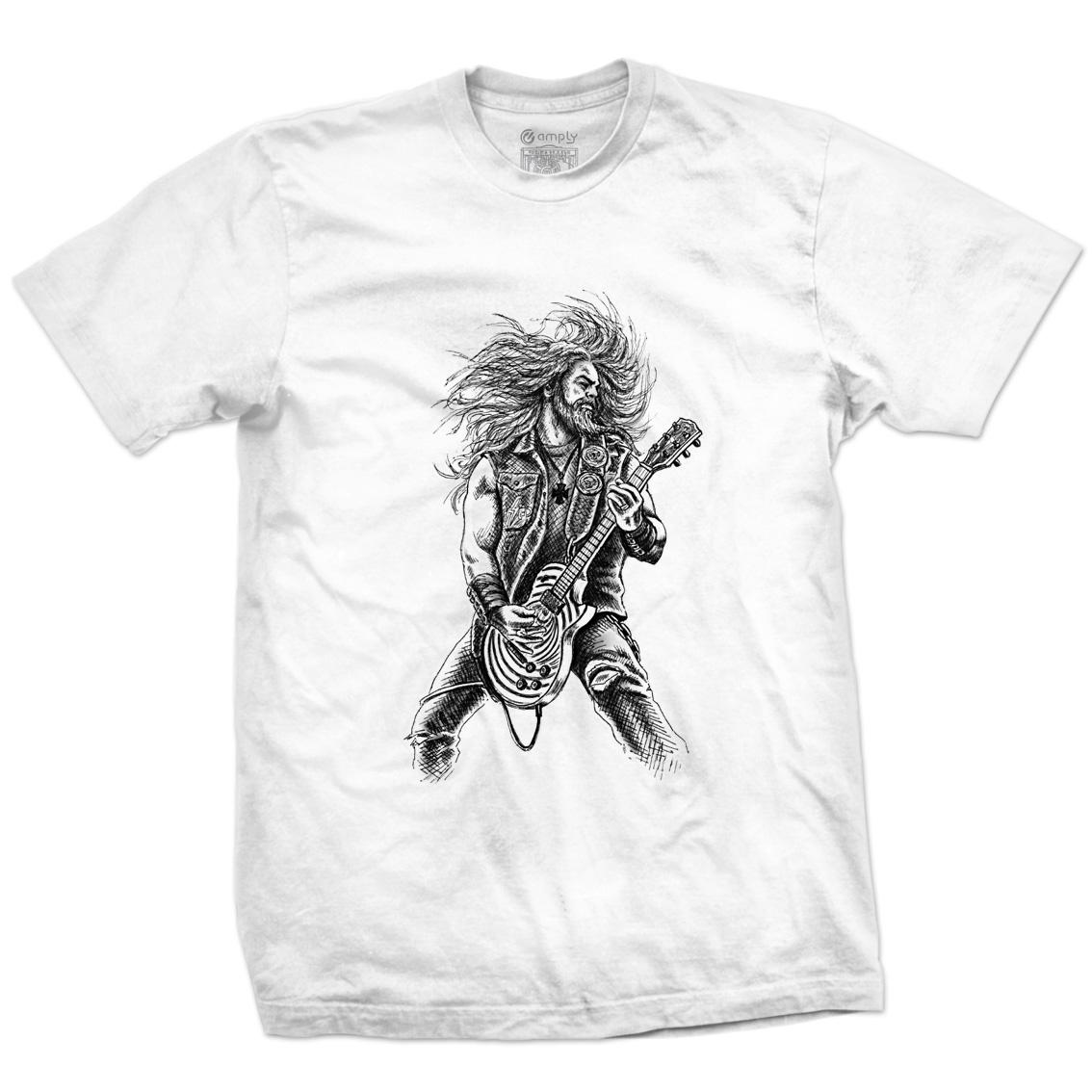 Camiseta Zakk