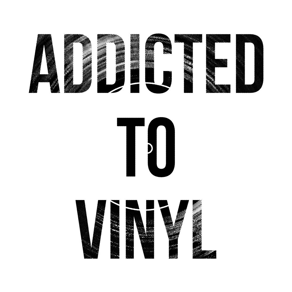 Caneca Addicted to Vinyl