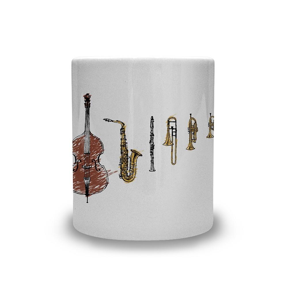 Caneca Jazz Instruments