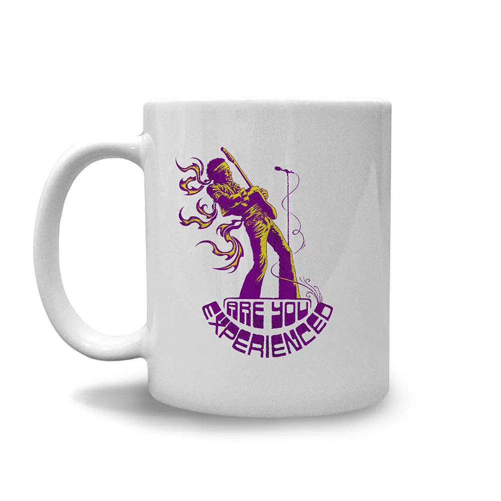 Caneca Are You Experienced