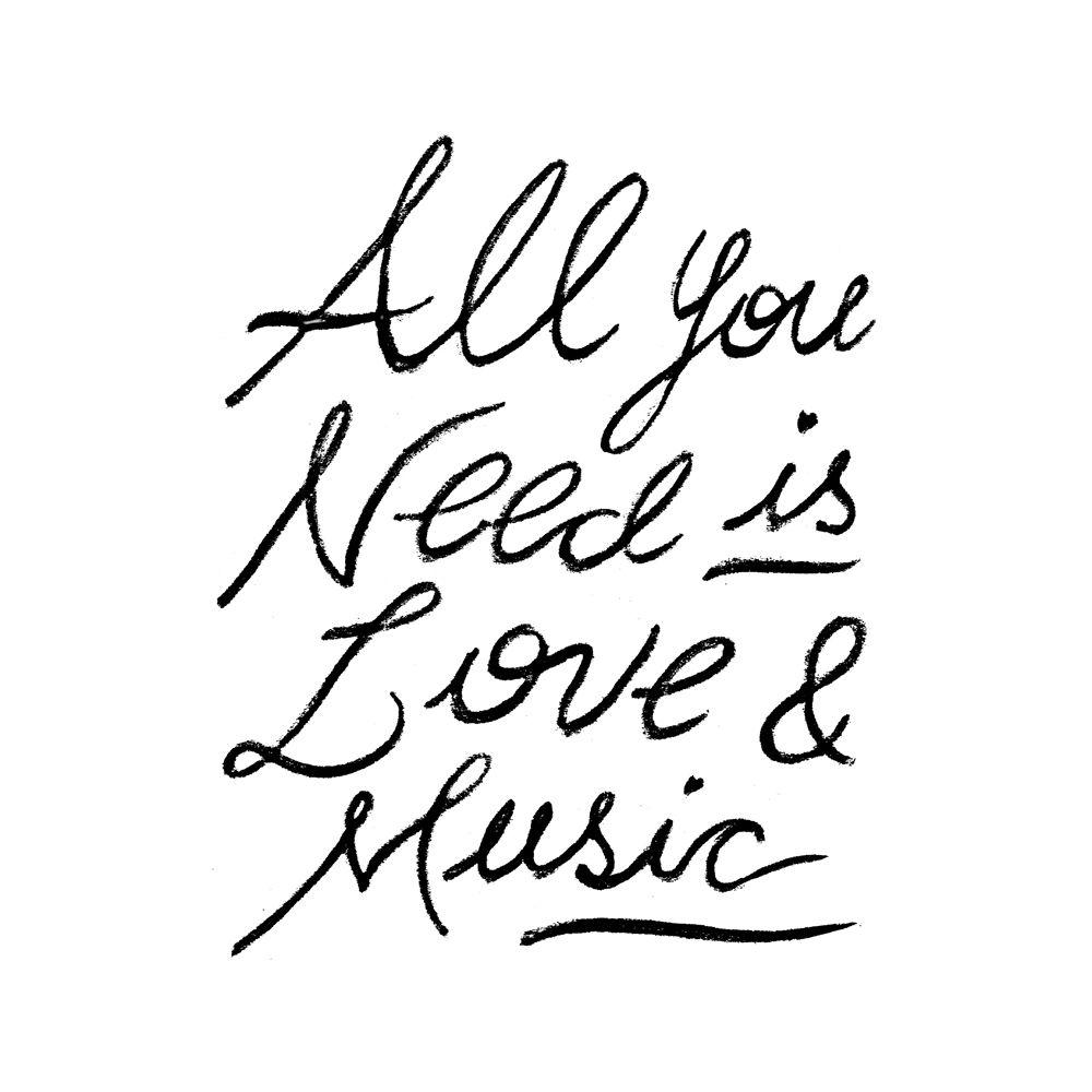 Caneca Music & Love