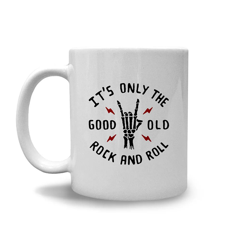Caneca Old Rock