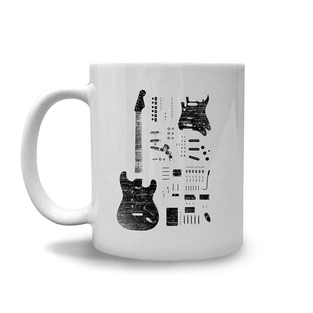 Caneca Stratocaster