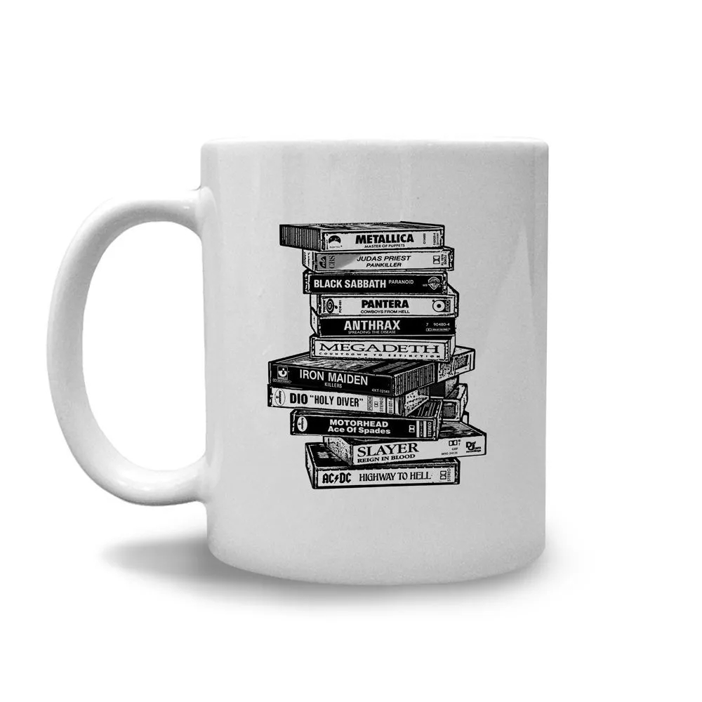 Caneca Tapes Metal BR